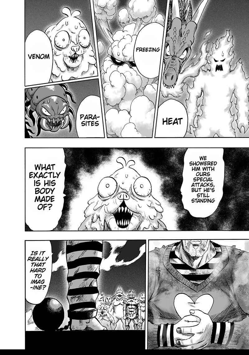 One-Punch Man Chapter 105 Page 4