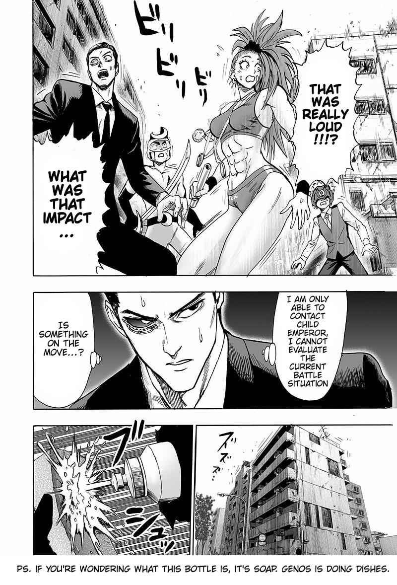 One-Punch Man Chapter 106 Page 25