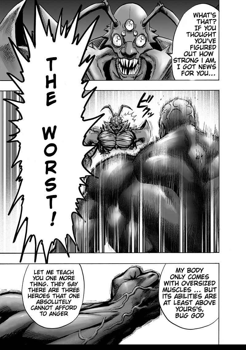 One-Punch Man Chapter 106 Page 7