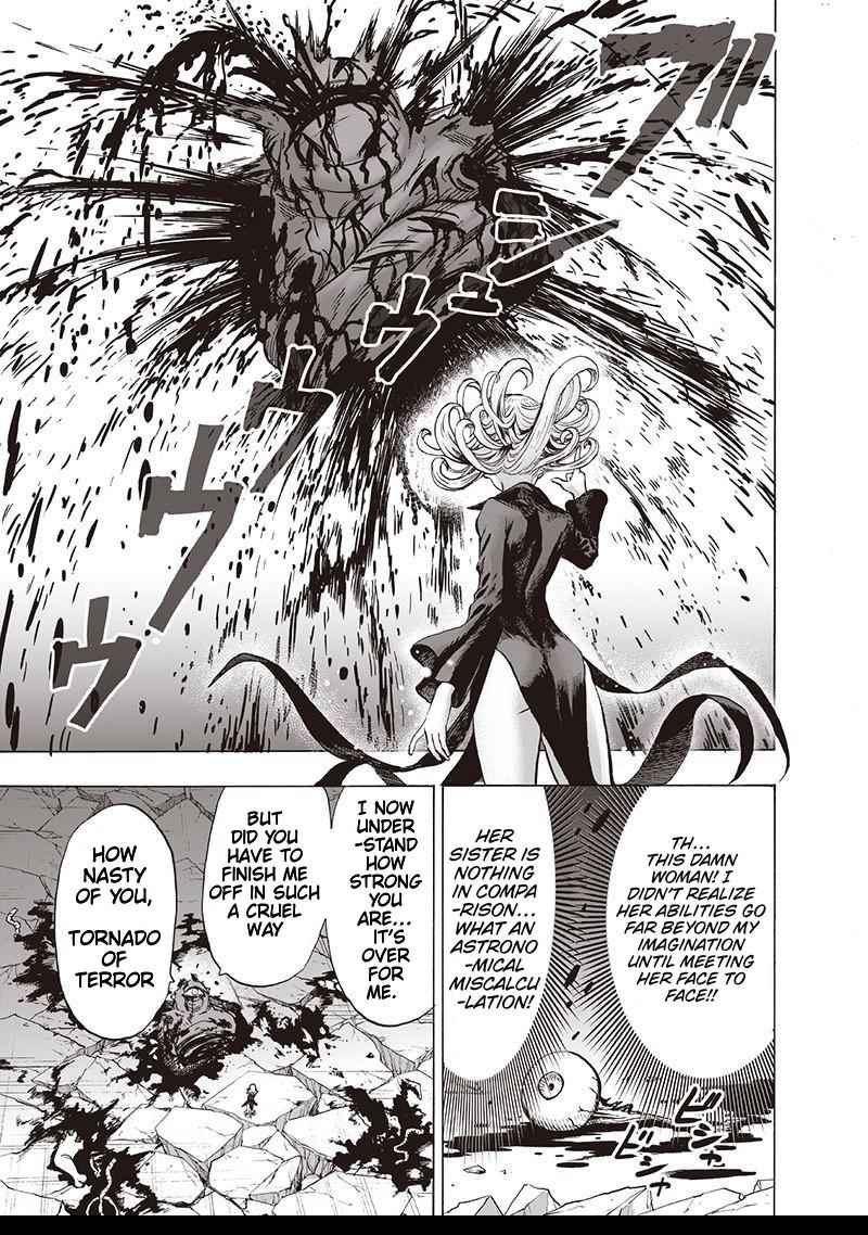 One-Punch Man Chapter 107 Page 11