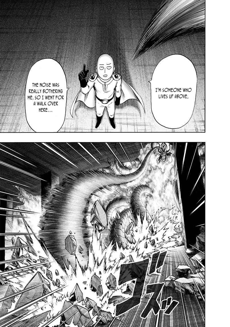 One-Punch Man Chapter 108 Page 3