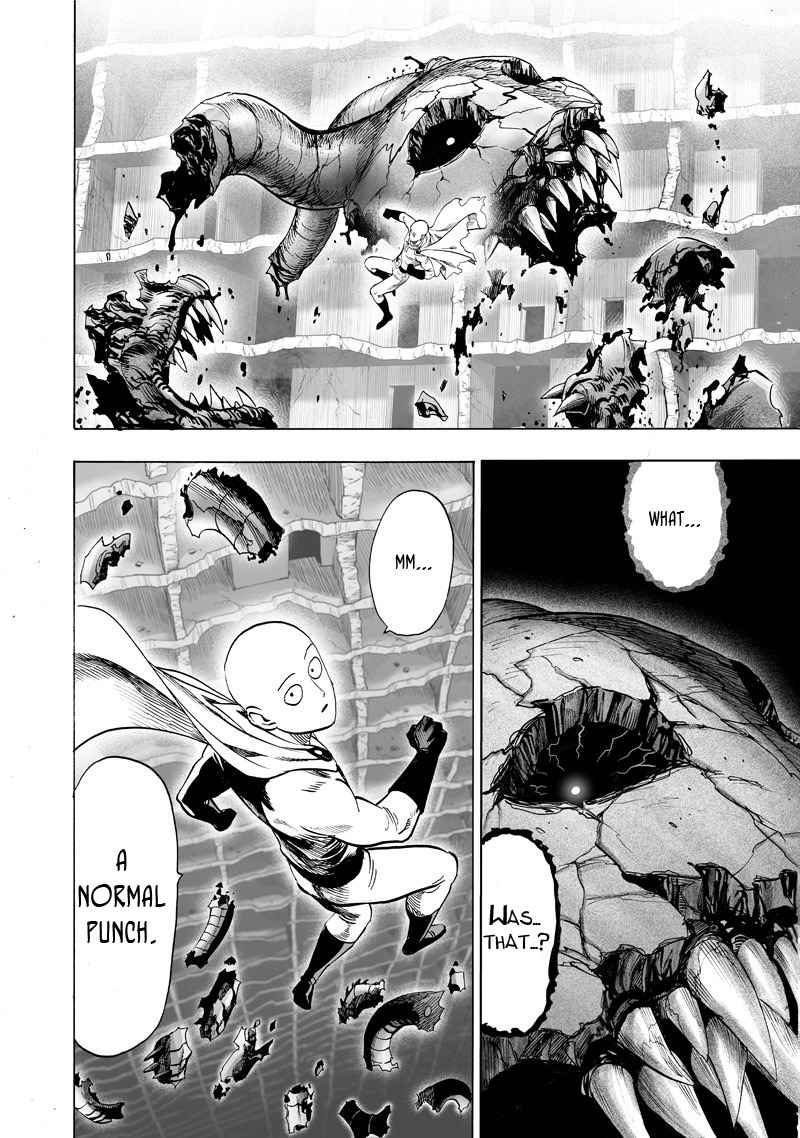 One-Punch Man Chapter 108 Page 34