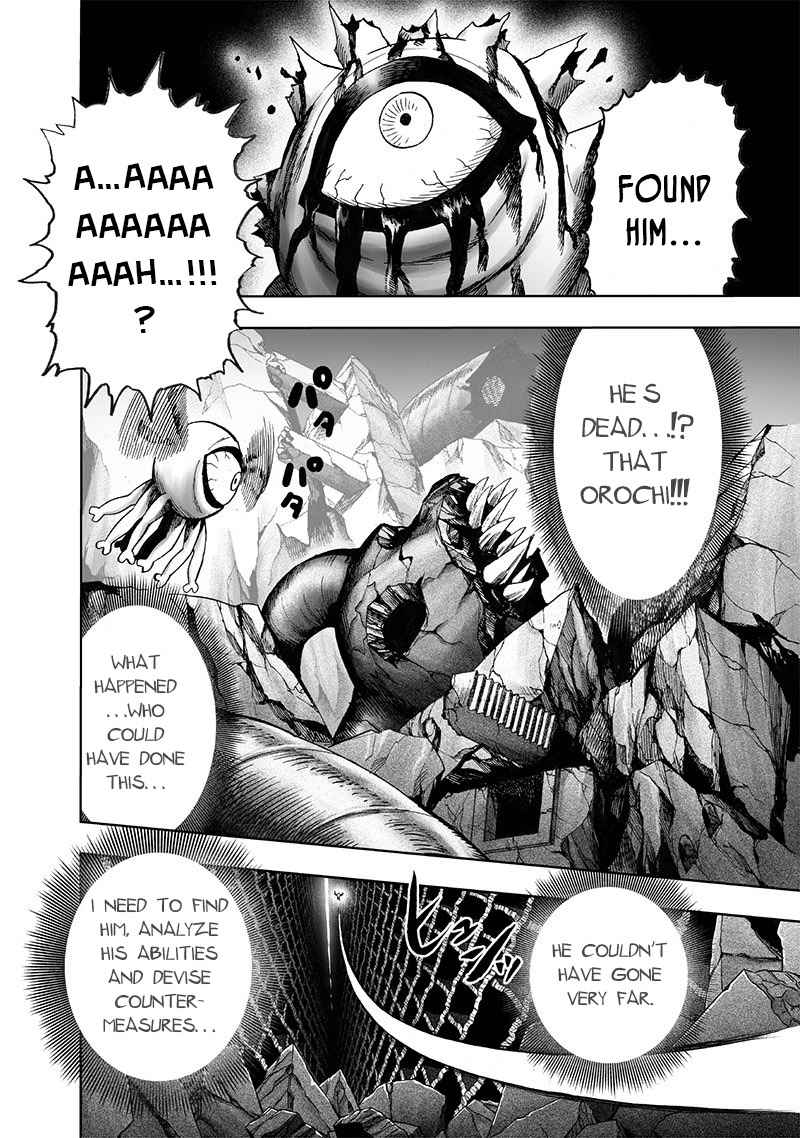 One-Punch Man Chapter 109 Page 2