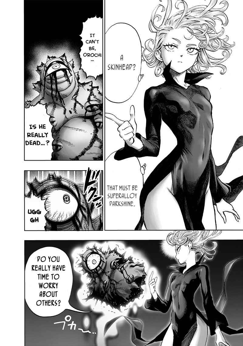 One-Punch Man Chapter 109 Page 4