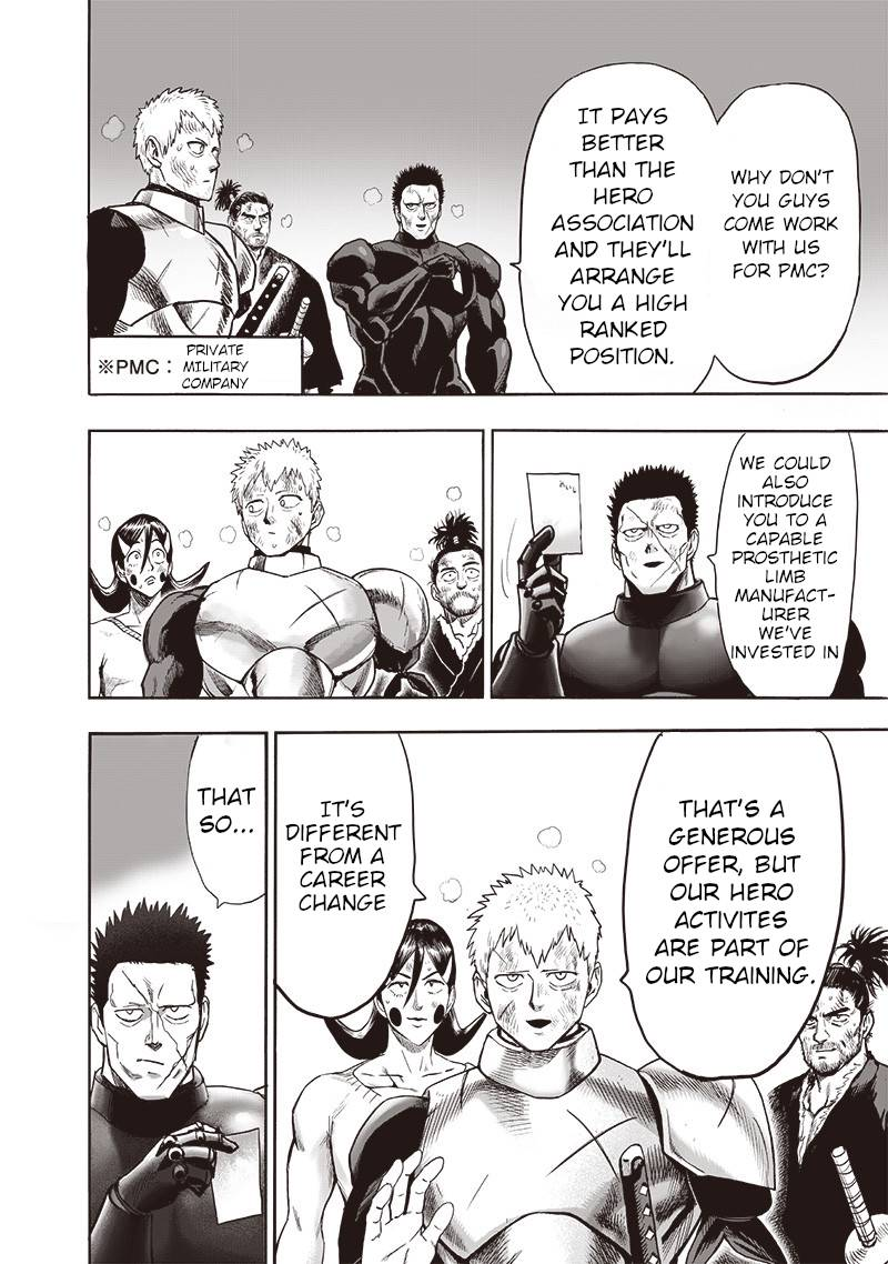 One-Punch Man Chapter 110 Page 20