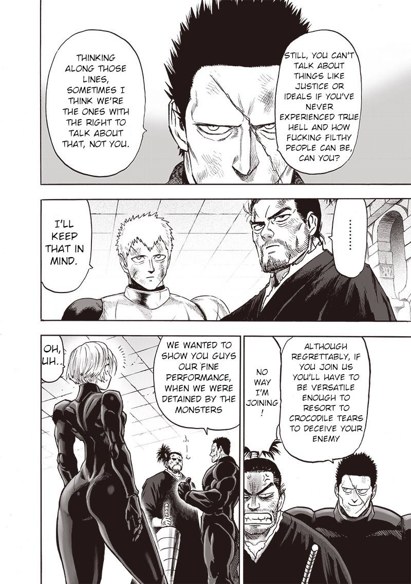 One-Punch Man Chapter 110 Page 22