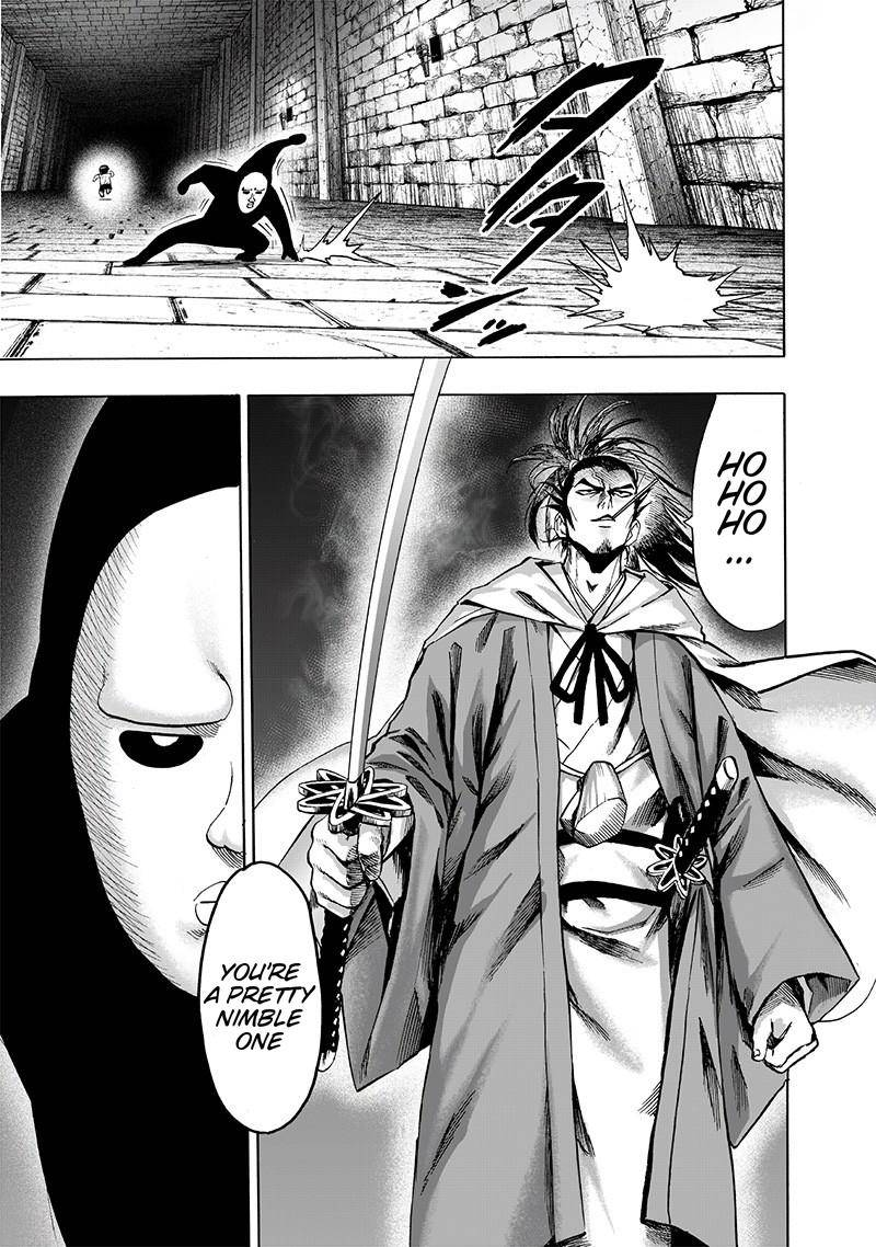 One-Punch Man Chapter 110 Page 27