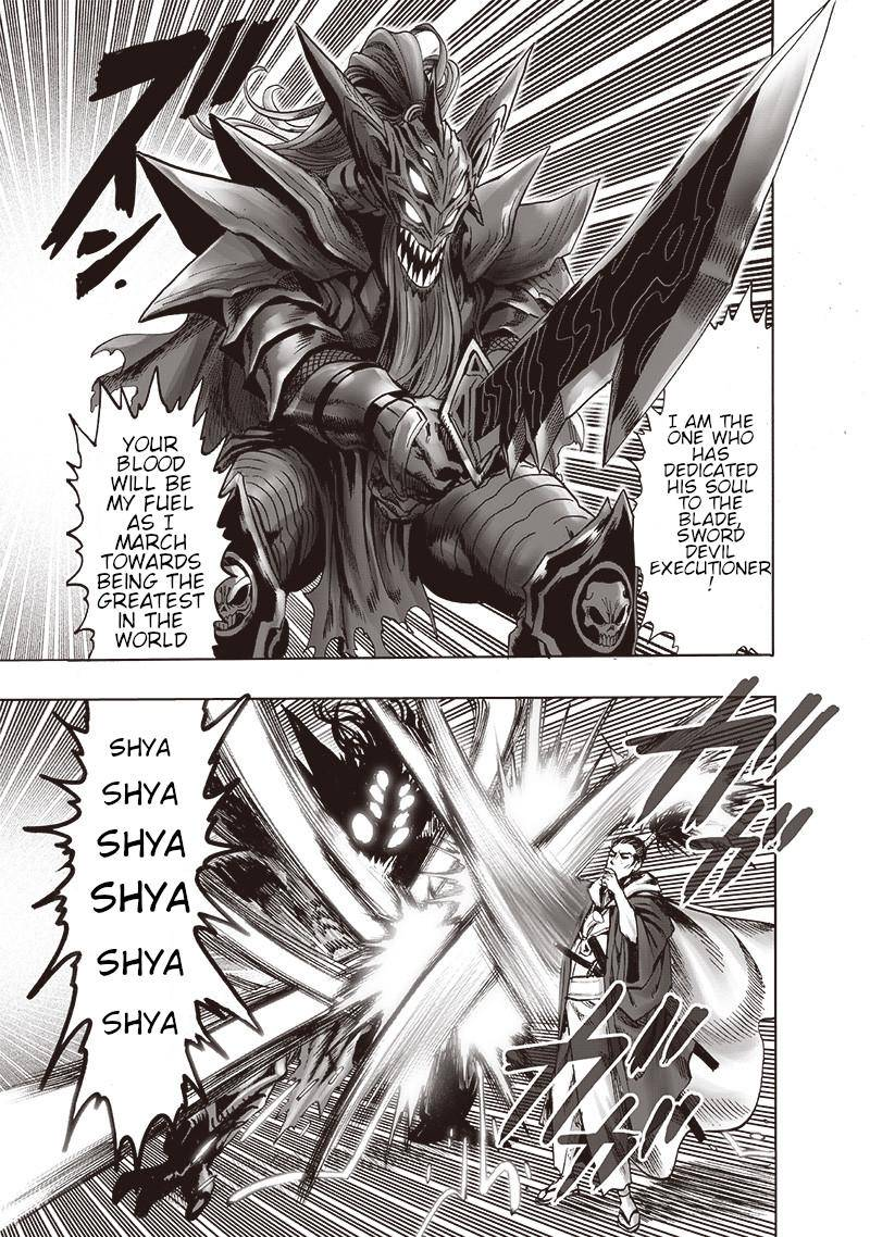 One-Punch Man Chapter 110 Page 9