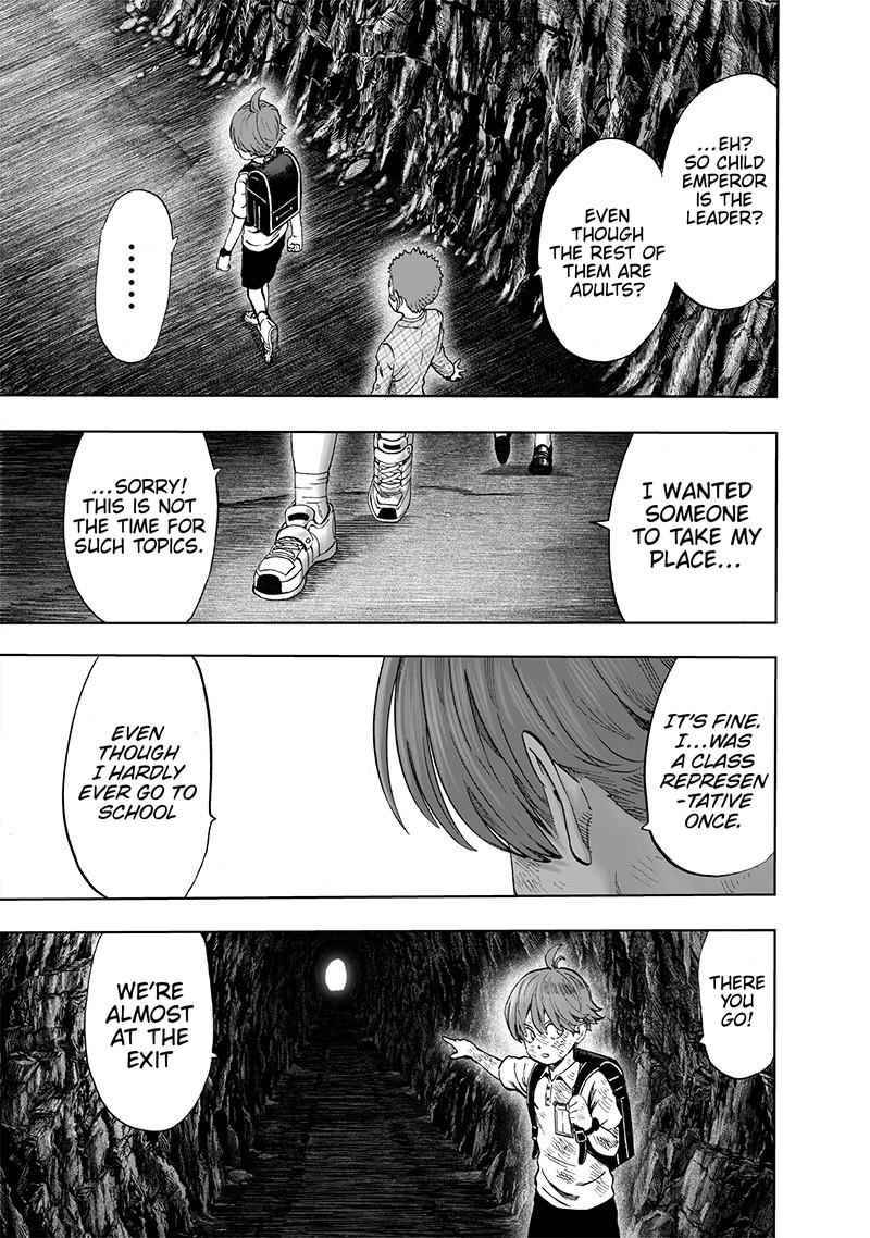 One-Punch Man Chapter 110.5 Page 22