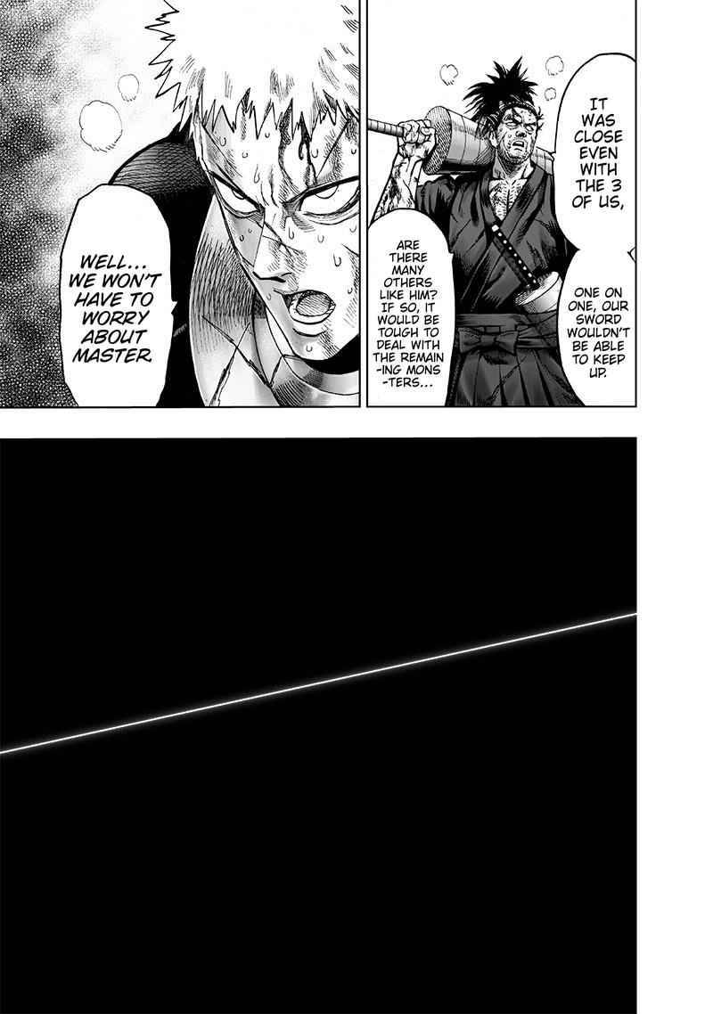 One-Punch Man Chapter 110.5 Page 5