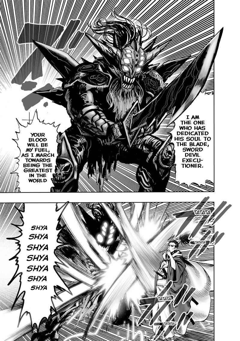 One-Punch Man Chapter 110.5 Page 8