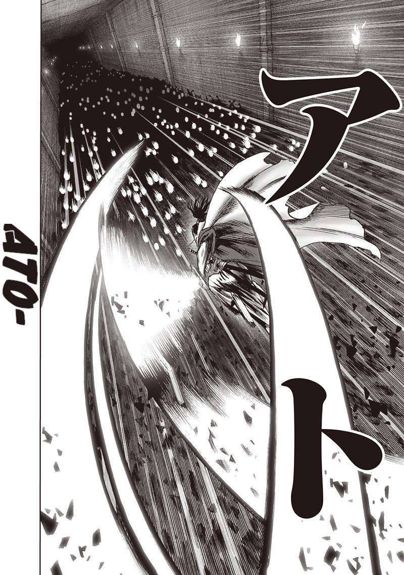One-Punch Man Chapter 111 Page 34