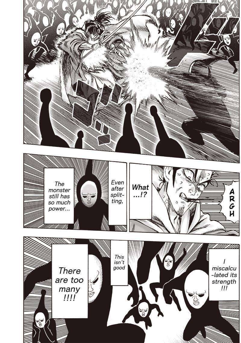 One-Punch Man Chapter 111 Page 38