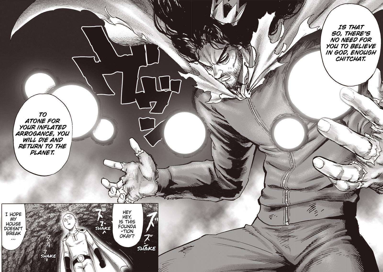 One-Punch Man Chapter 111 Page 64