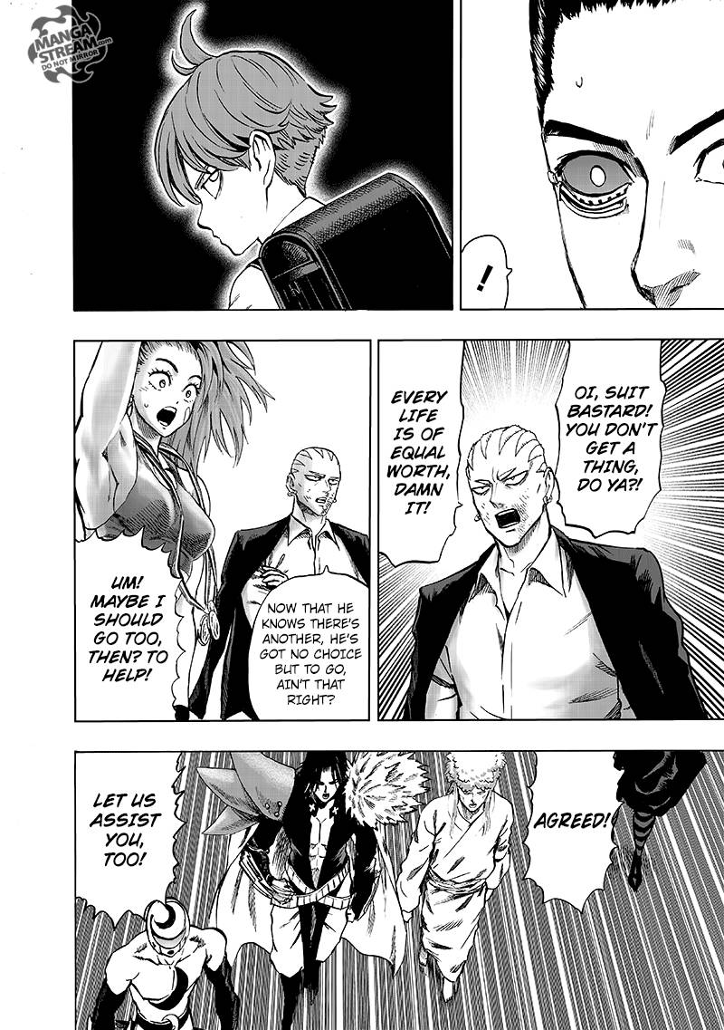 One-Punch Man Chapter 111.1 Page 11