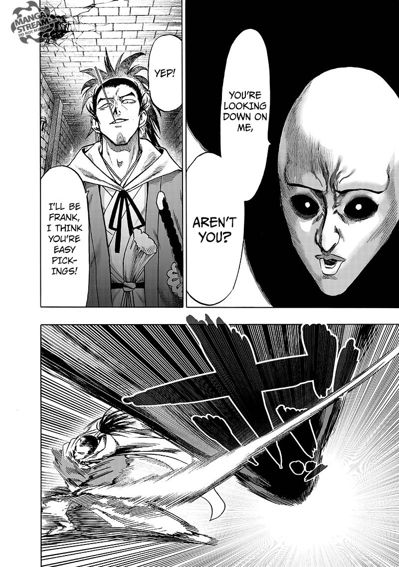 One-Punch Man Chapter 111.1 Page 17