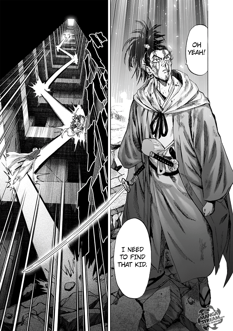 One-Punch Man Chapter 112 Page 10