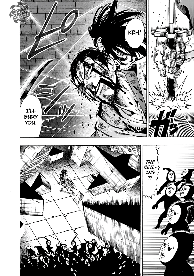 One-Punch Man Chapter 112 Page 14