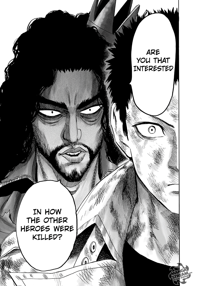 One-Punch Man Chapter 112 Page 17