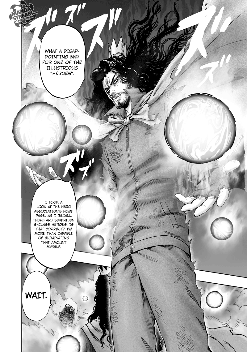 One-Punch Man Chapter 112 Page 21