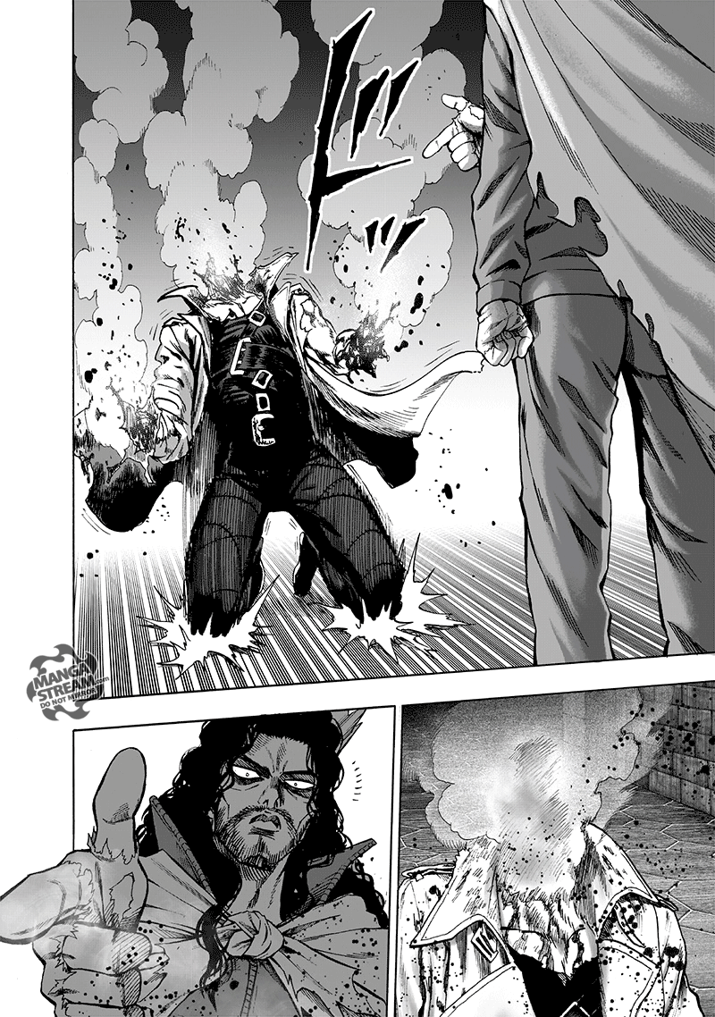 One-Punch Man Chapter 112 Page 23