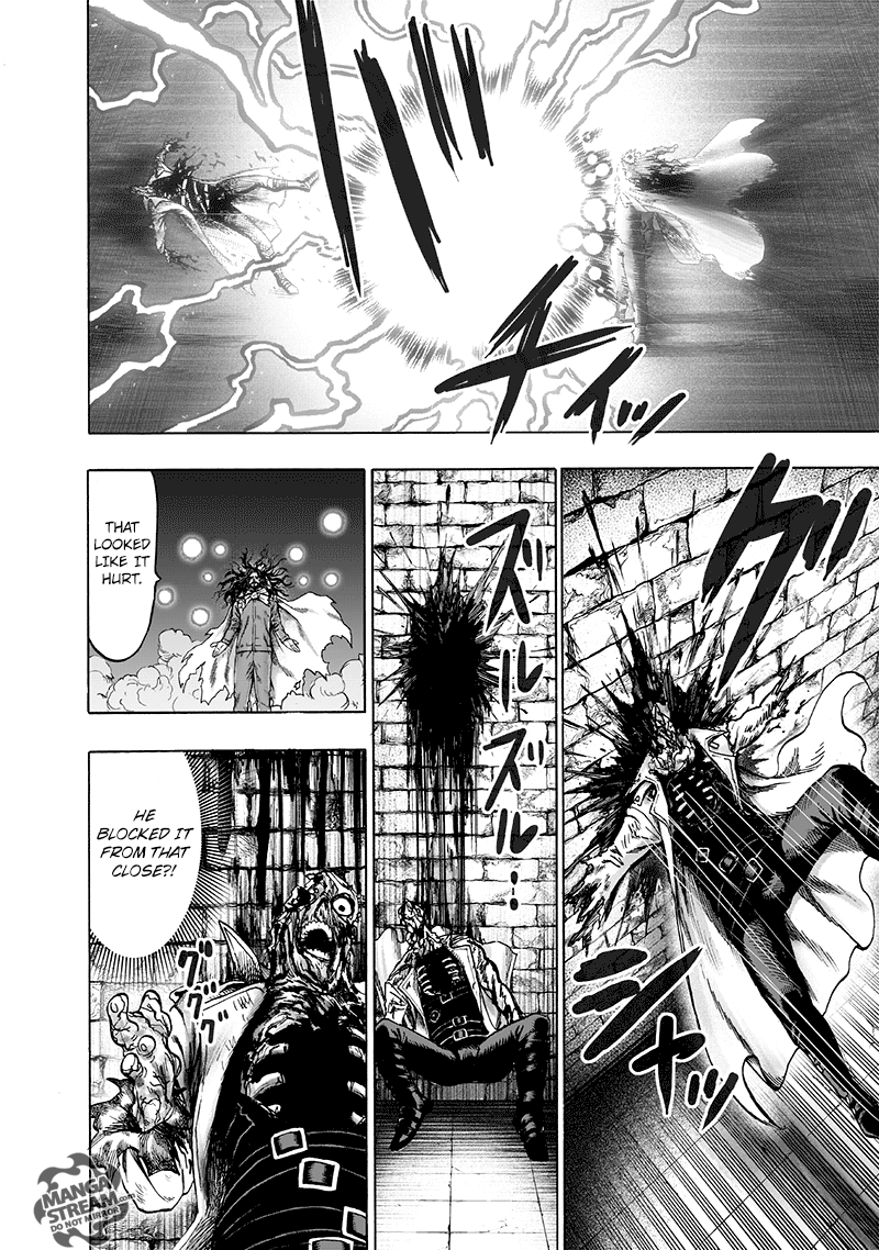 One-Punch Man Chapter 112 Page 25