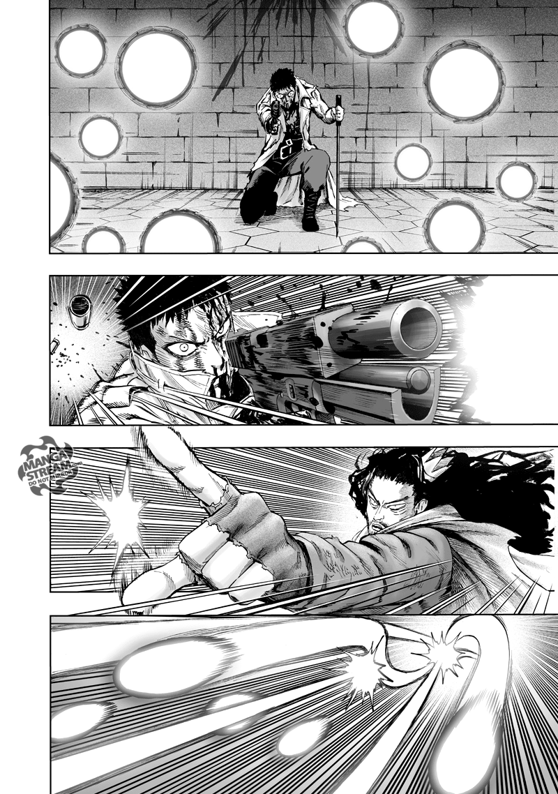 One-Punch Man Chapter 112 Page 27