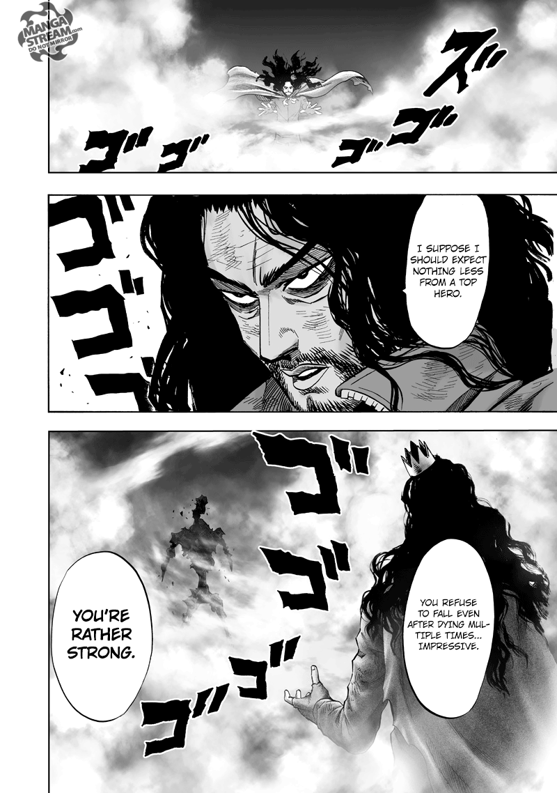 One-Punch Man Chapter 112 Page 29