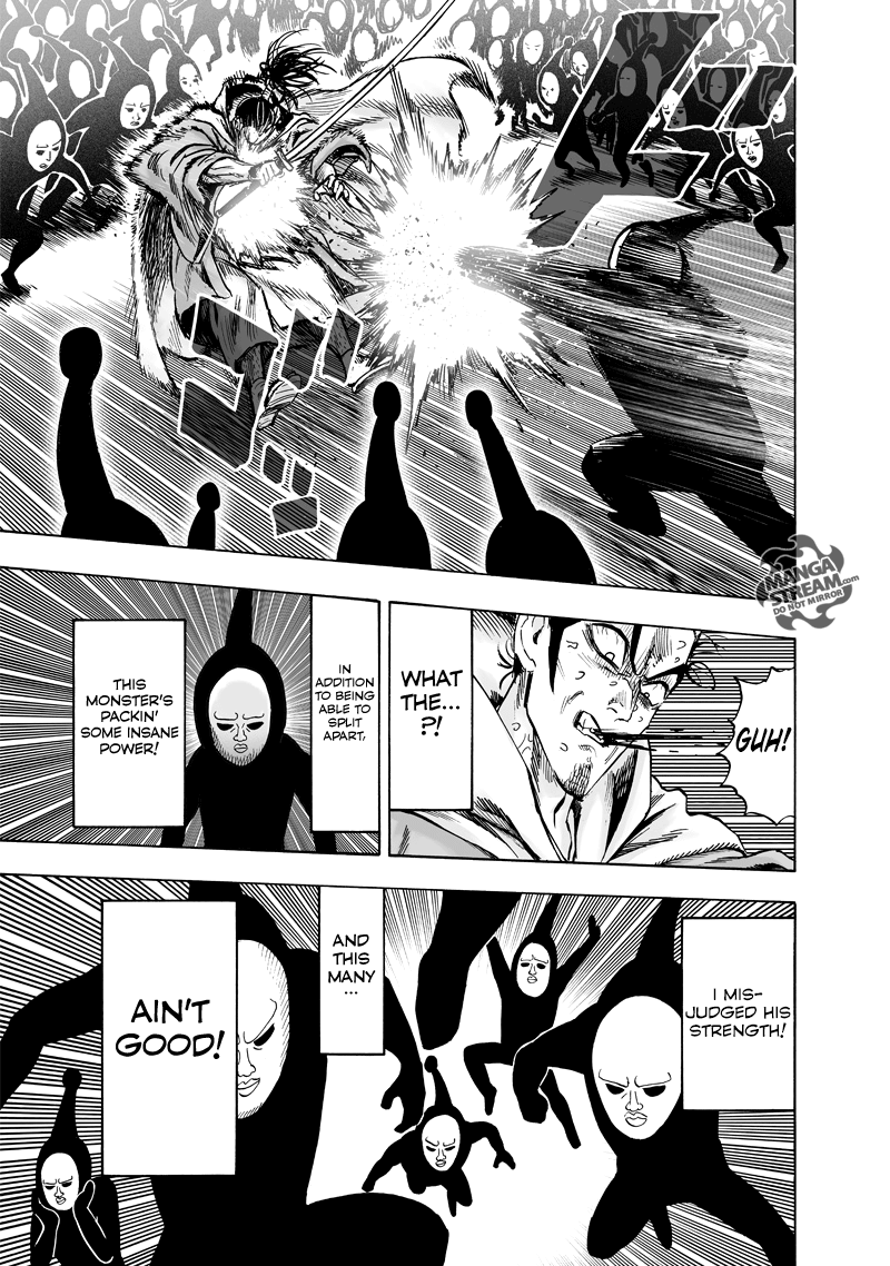 One-Punch Man Chapter 112 Page 4