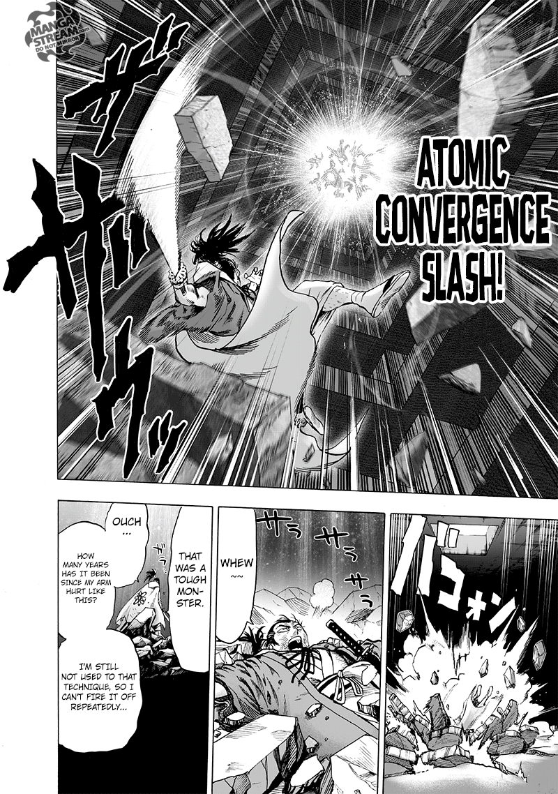 One-Punch Man Chapter 112 Page 9