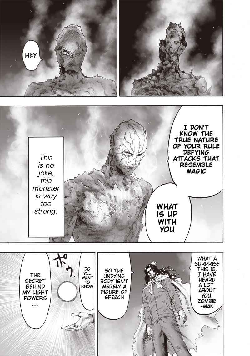 One-Punch Man Chapter 113 Page 2