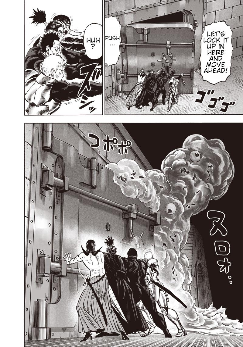 One-Punch Man Chapter 113.5 Page 10