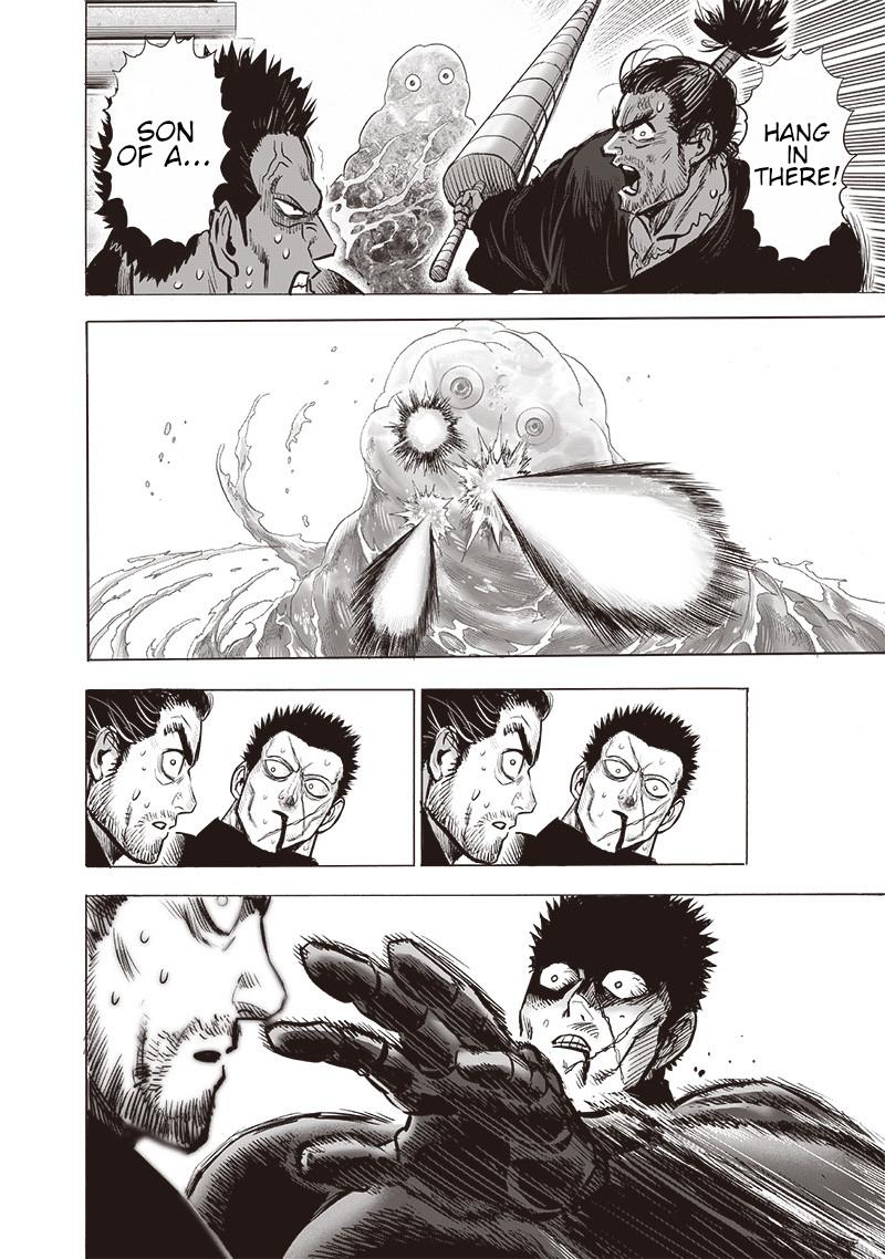 One-Punch Man Chapter 113.5 Page 16