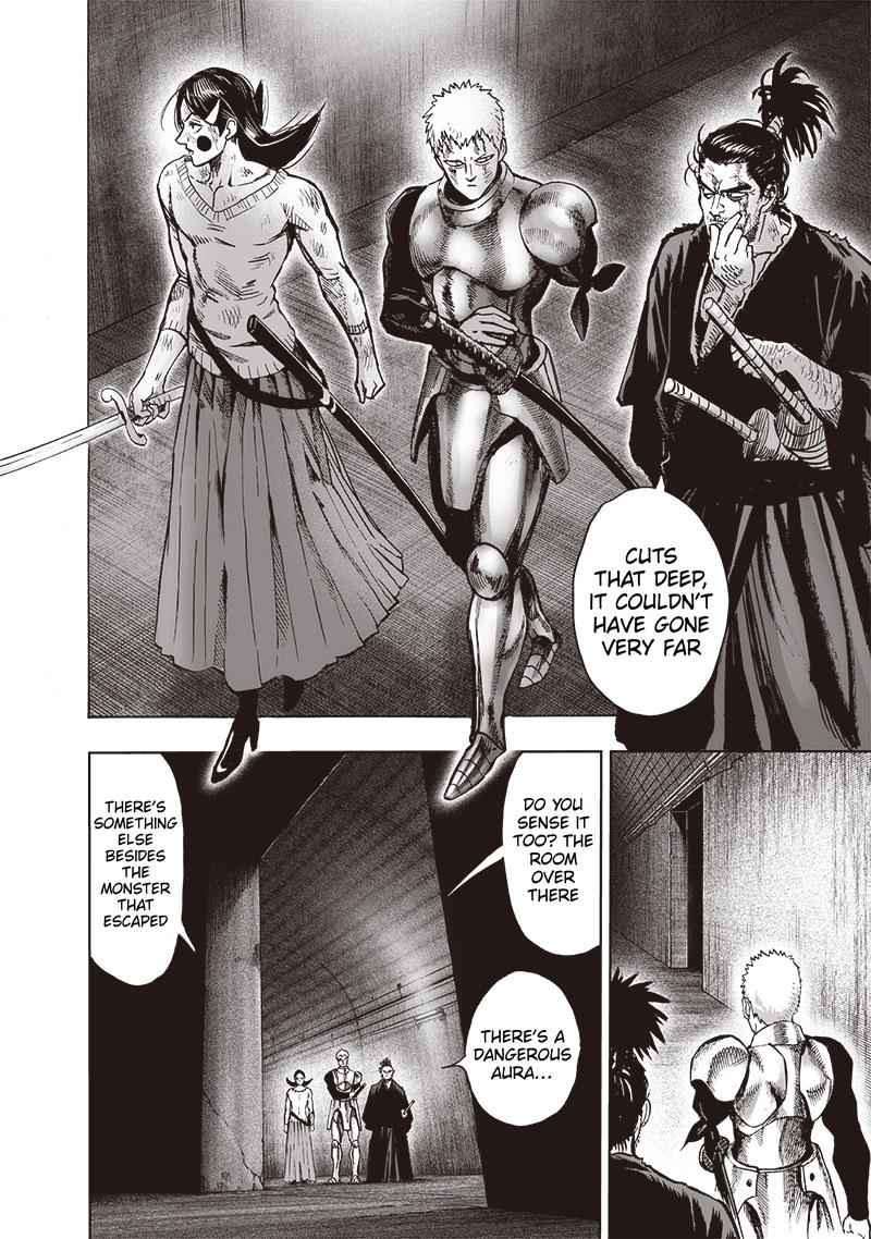 One-Punch Man Chapter 114 Page 12