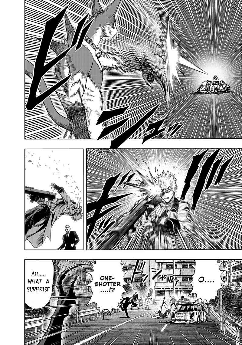 One-Punch Man Chapter 116 Page 11