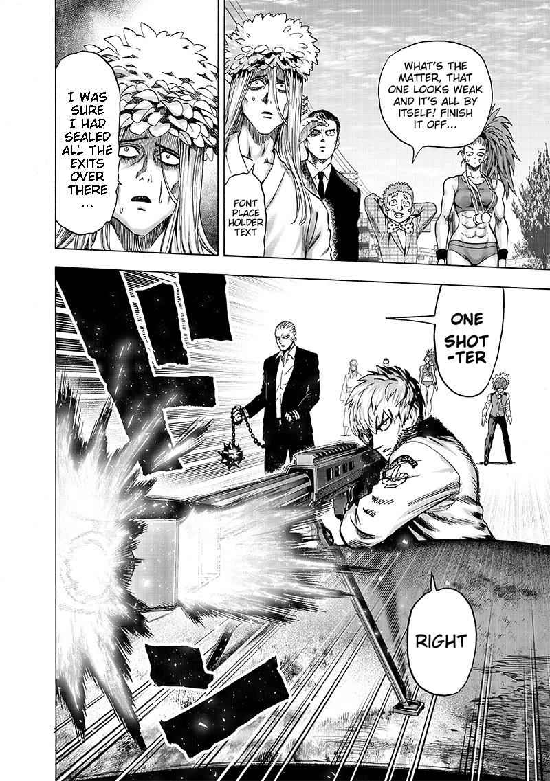 One-Punch Man Chapter 116 Page 9