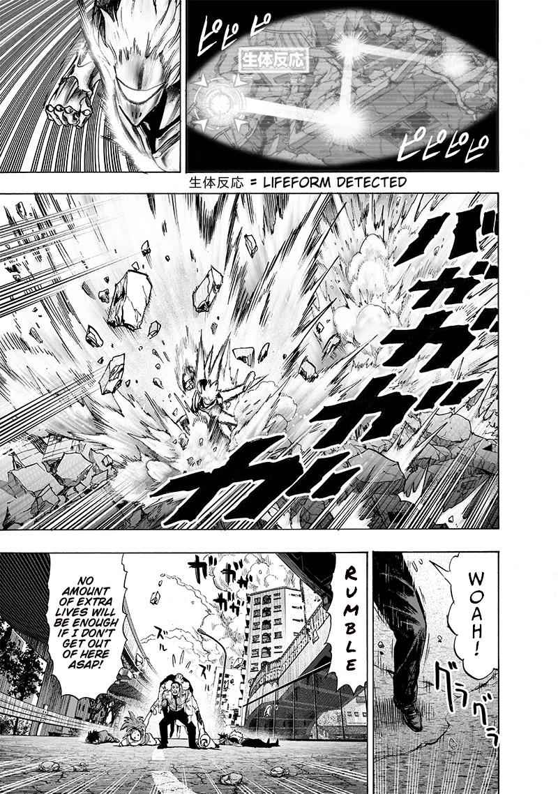 One-Punch Man Chapter 118 Page 20
