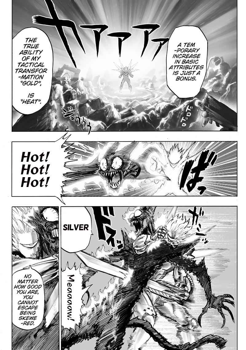 One-Punch Man Chapter 118 Page 24