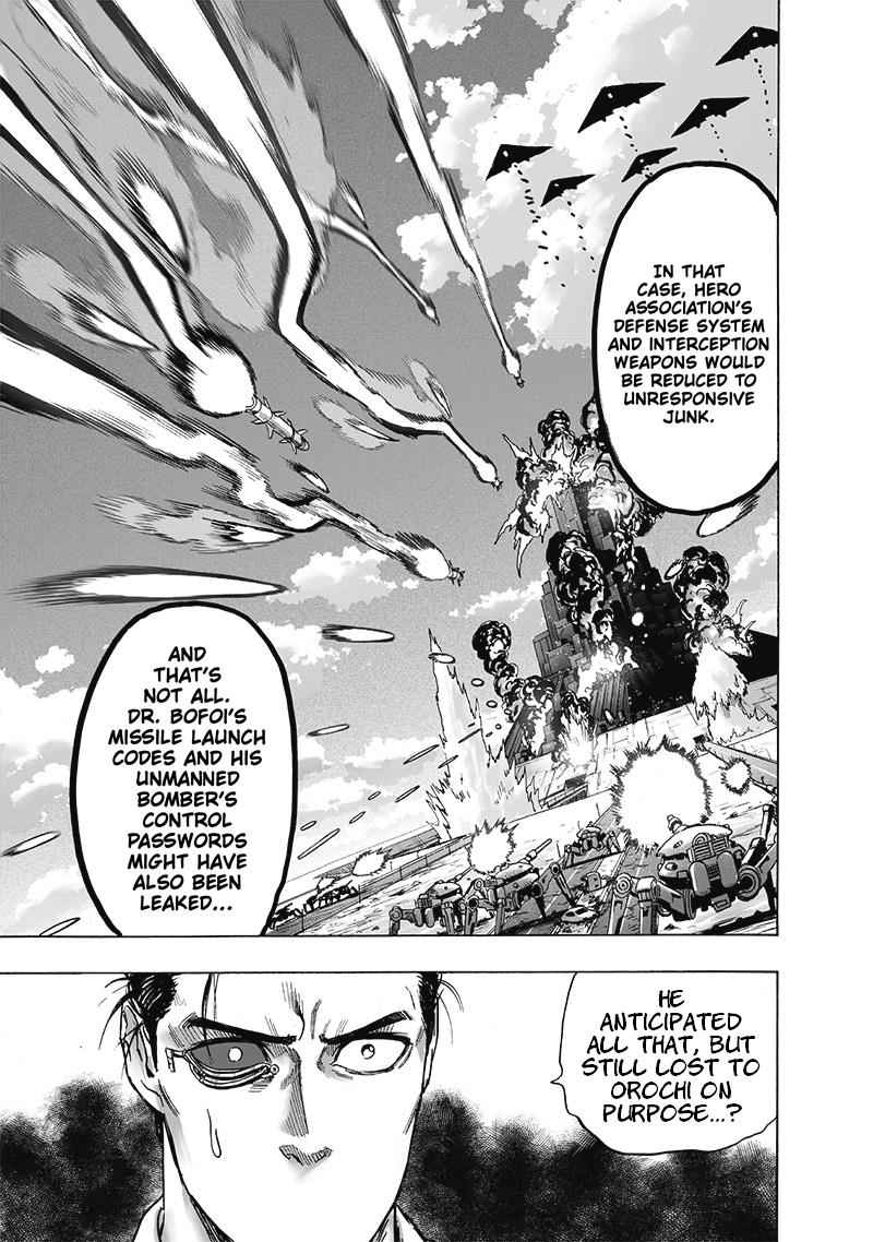 One-Punch Man Chapter 119 Page 13