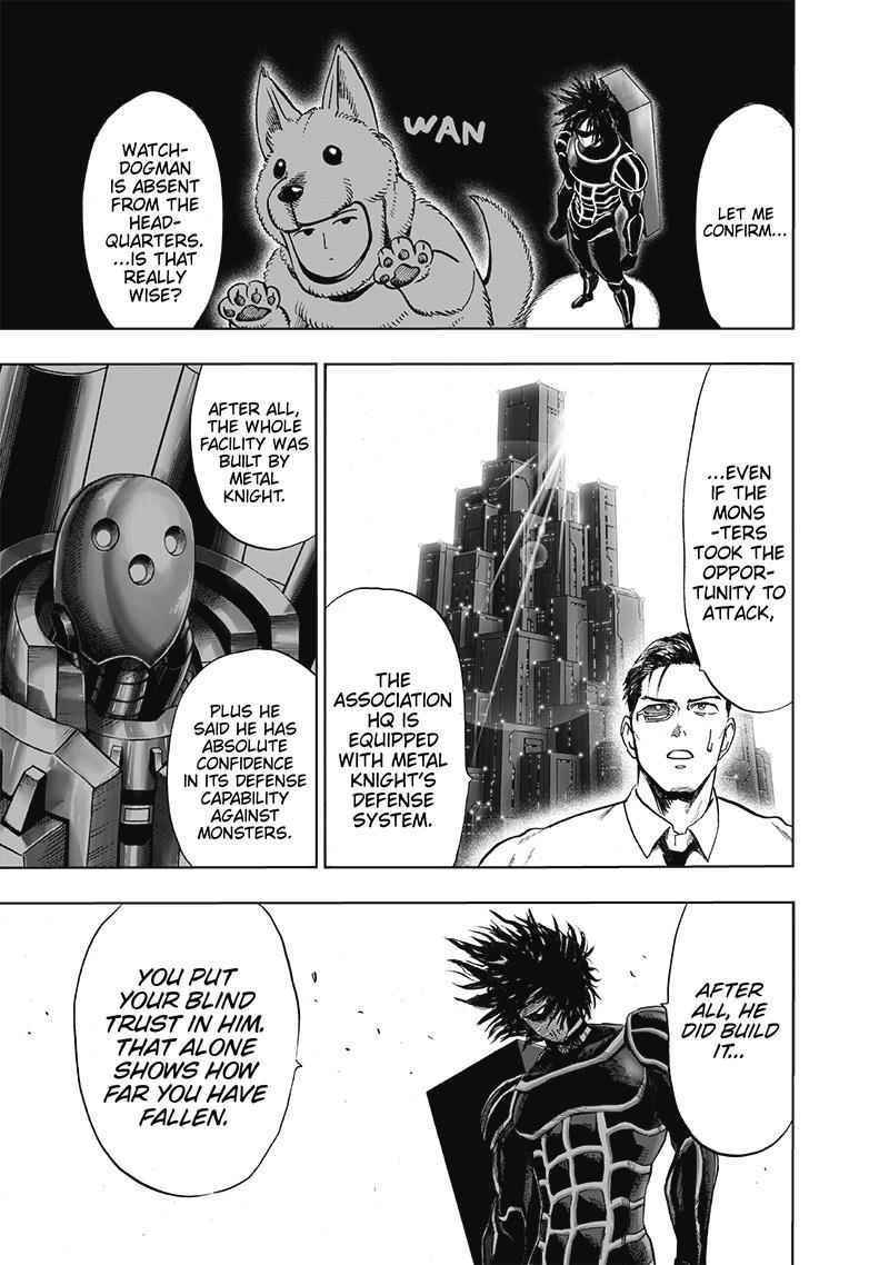 One-Punch Man Chapter 119 Page 9