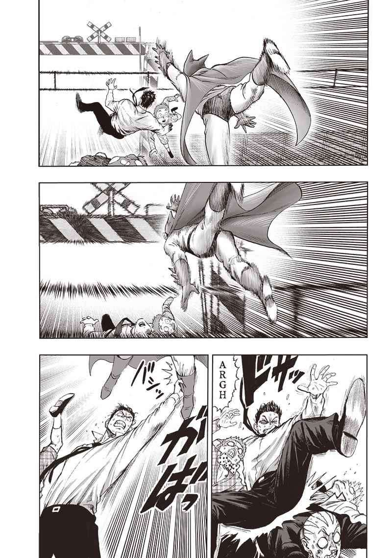 One-Punch Man Chapter 120 Page 8