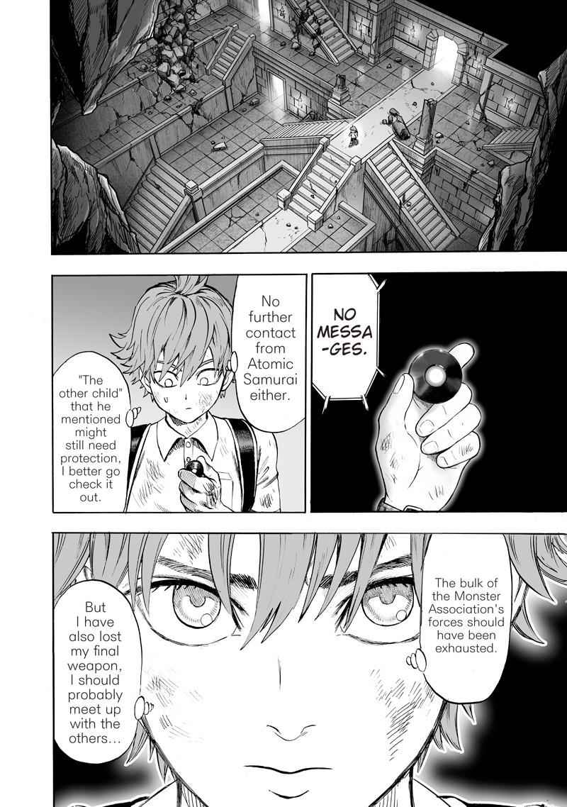 One-Punch Man Chapter 121 Page 10