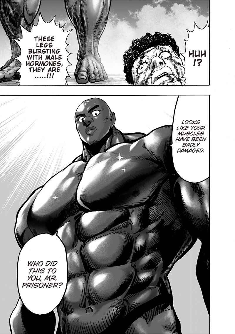One-Punch Man Chapter 121 Page 4