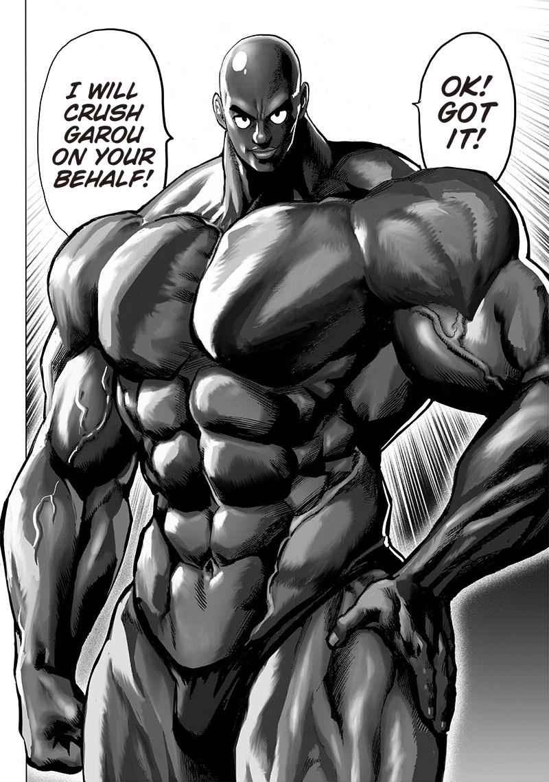 One-Punch Man Chapter 121 Page 7