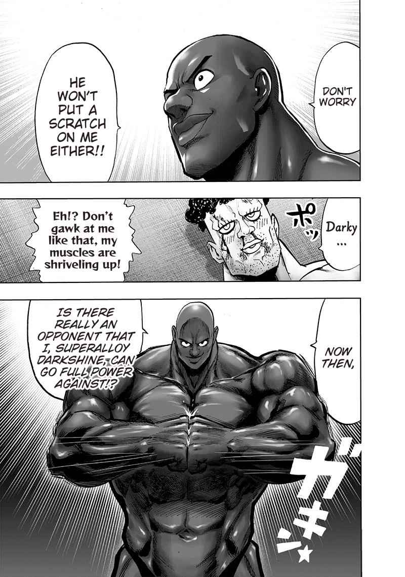 One-Punch Man Chapter 121 Page 8