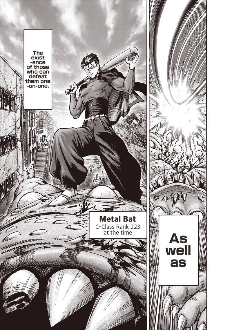 One-Punch Man Chapter 122.1 Page 18
