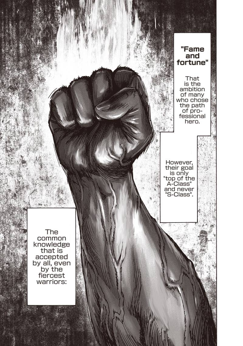 One-Punch Man Chapter 122.1 Page 21