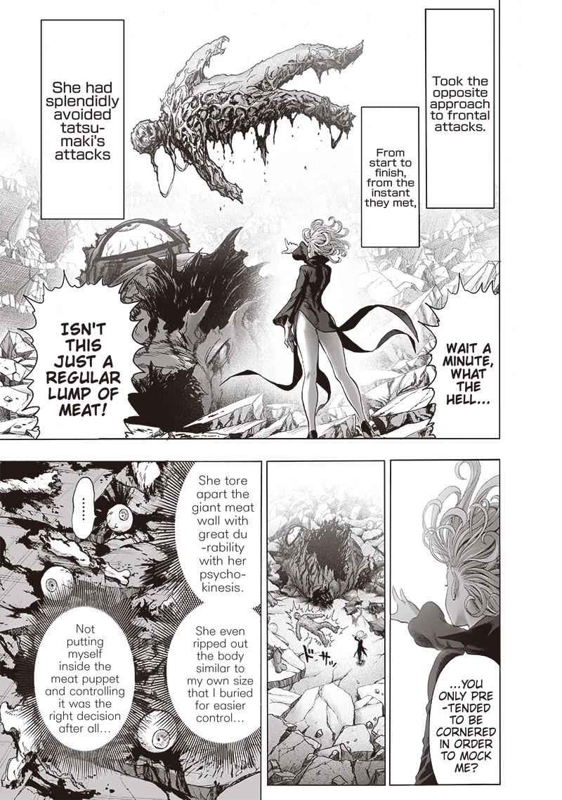 One-Punch Man Chapter 123.5 Page 14