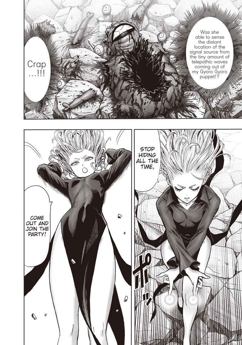One-Punch Man Chapter 123.5 Page 24
