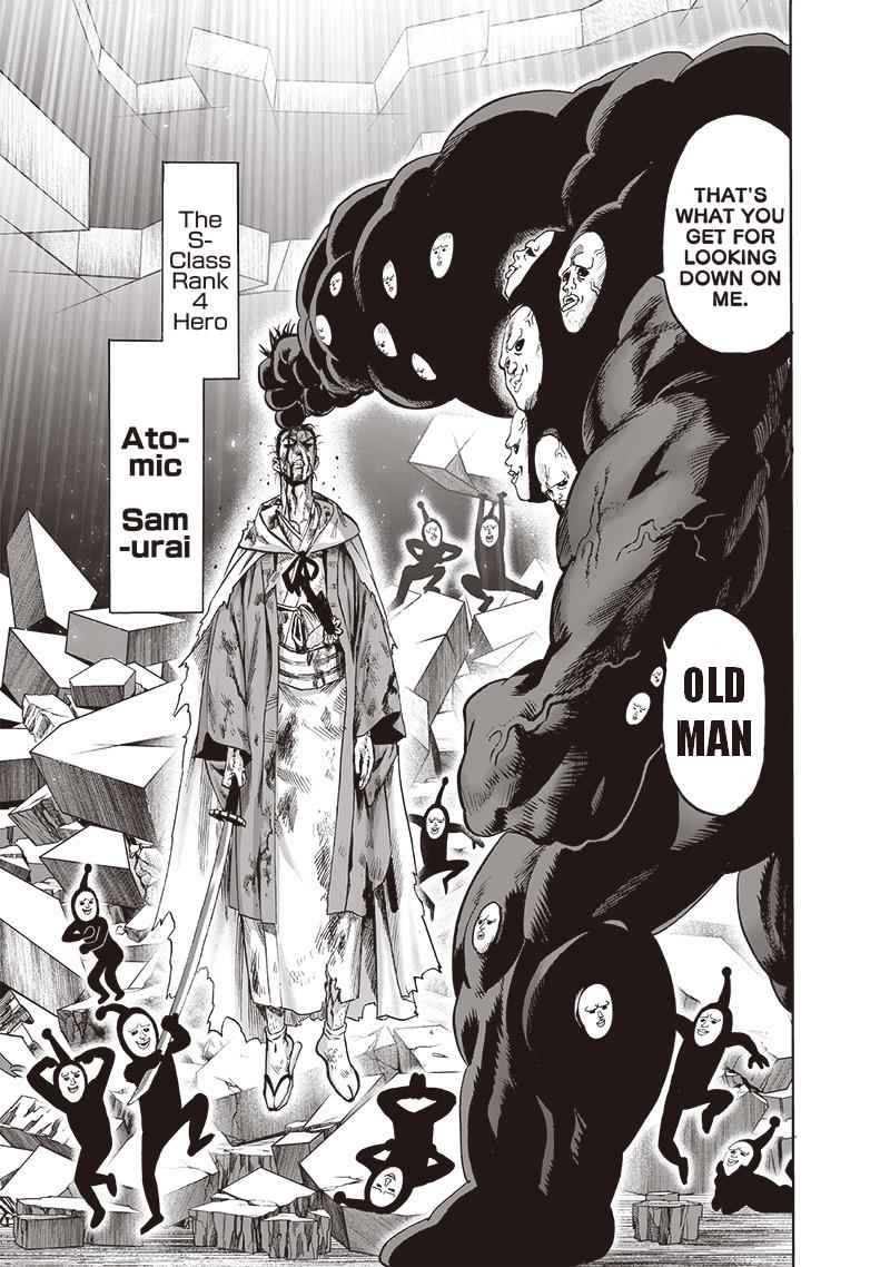 One-Punch Man Chapter 123.5 Page 4